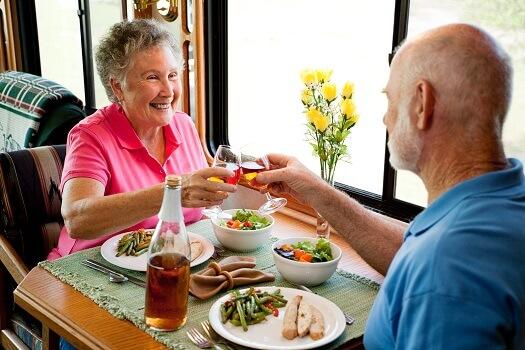 Seniors-Having-Breakfast